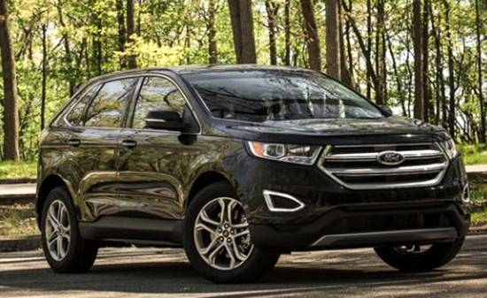 Ford Edge Sport Redesign And Changes