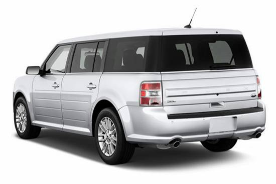2019 Ford Flex Redesign and Changes
