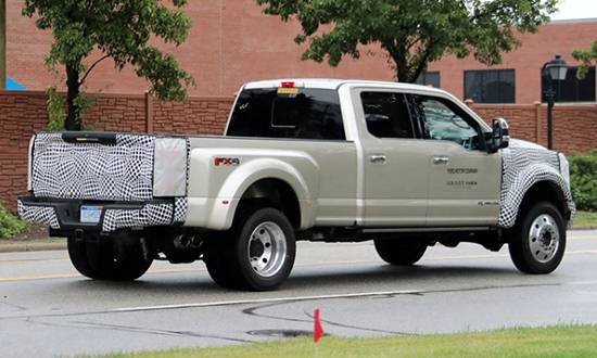 2019 Ford Super Duty Pictures