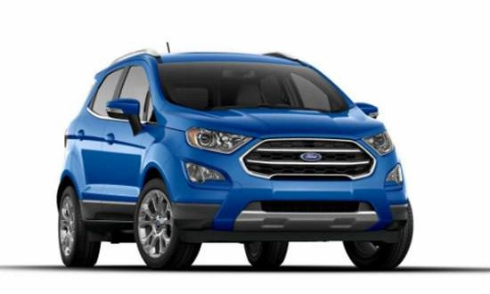 2020 Ford Ecosport Concept Revealed Ford Redesigns Com