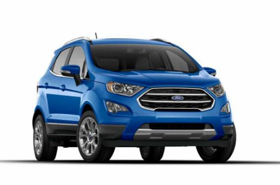 2020 Ford Ecosport Concept Revealed