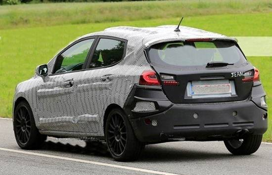 2020 Ford Fiesta New Model