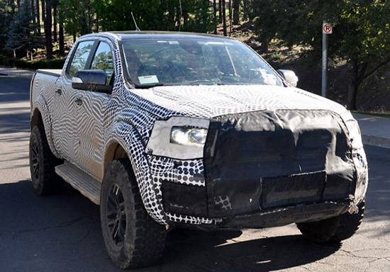 2020 Ford Raptor Pictures