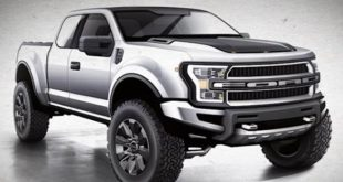 2020 Ford Raptor Redesign and Changes
