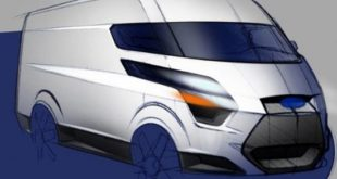 2020 Ford Transit Custom Concept