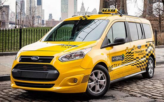 2020 Ford Transit Plugin Hybrid