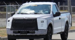 2018 Ford F150 Refresh and Changes