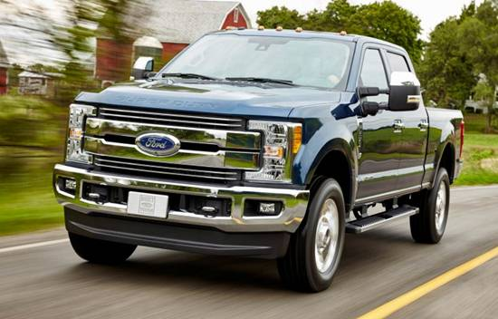 2018 Ford Super Duty Redesign And Changes