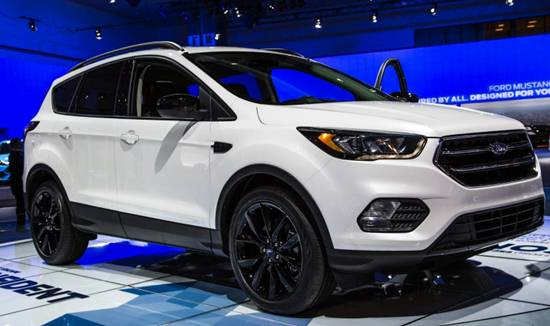 2019 Ford Escape Redesign and Changes | Ford Redesigns.com