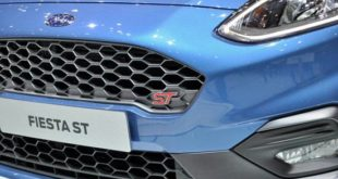 2021 Ford Fiesta Pictures