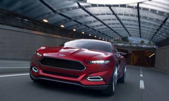 2018 Ford Bronco Interior >> 2019-2020 Ford Thunderbird Concept Revealed | Ford Redesigns.com