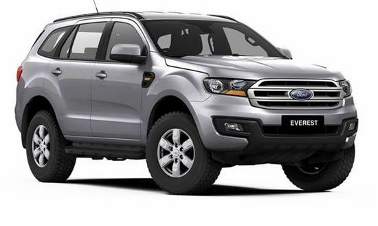2019 Ford Everest Redesign and Changes | Ford Redesigns.com