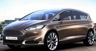 2018 Ford S-Max Review and Rating