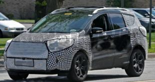 2020 Ford Escape Spy Shot