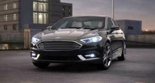 2020 Ford Fusion Redesign and Changes