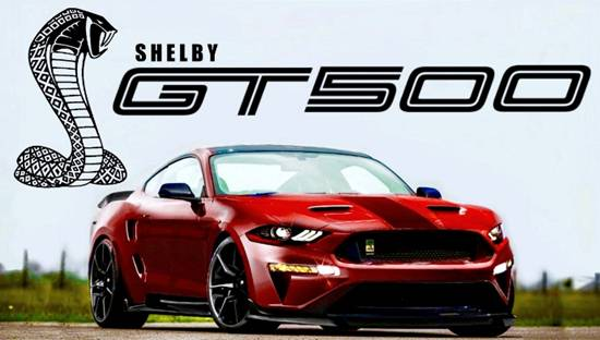 2019 Gt 500 >> 2020 Ford Mustang Cobra Concept Renderings | Ford Redesigns.com