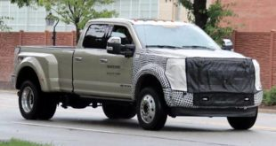 2020 Ford Super Duty Concept Changes