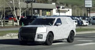 2021 Ford Explorer Redesign