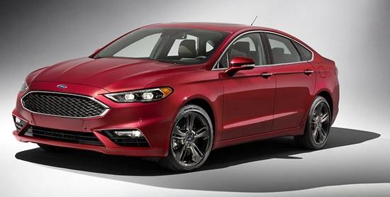 New Ford Mondeo 2019-2020 Concept Car | Ford Redesigns.com