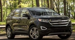 2019 Ford Edge Sport Redesign and Changes