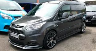 2019 Ford Transit Connect Information